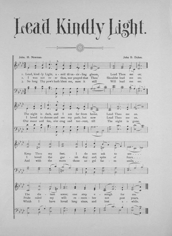 Lyric nearer my god to thee lyrics : 008.097 - President William McKinley's Favorite Hymns. Words and ...