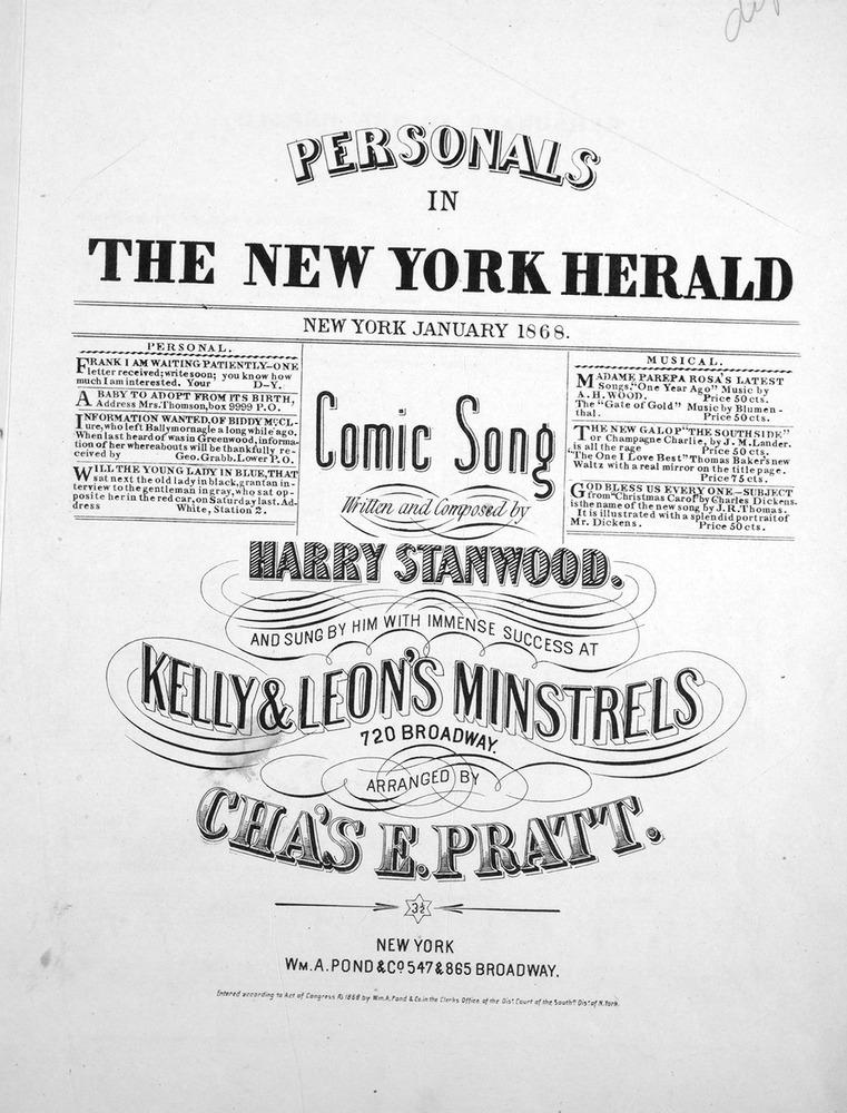 Herald personals