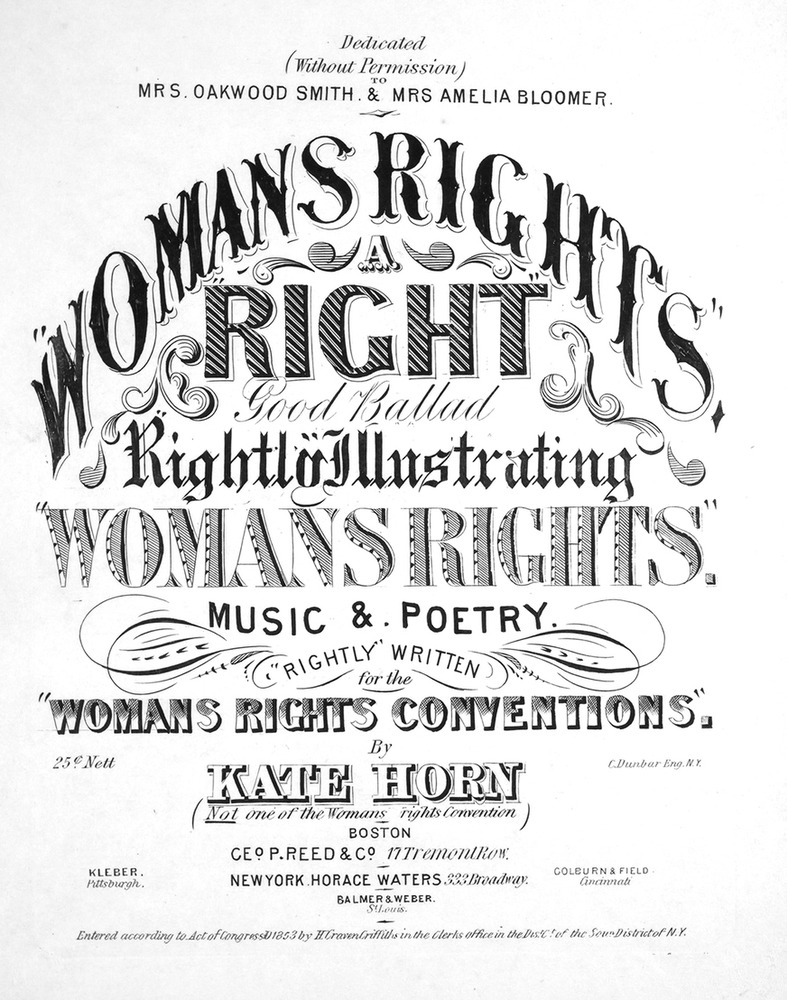 a glimpse of the women reformers of the 19th century