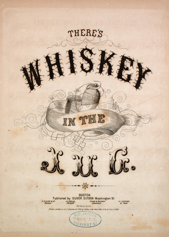 099044 Theres Whiskey In The Jug Levy Music Collection