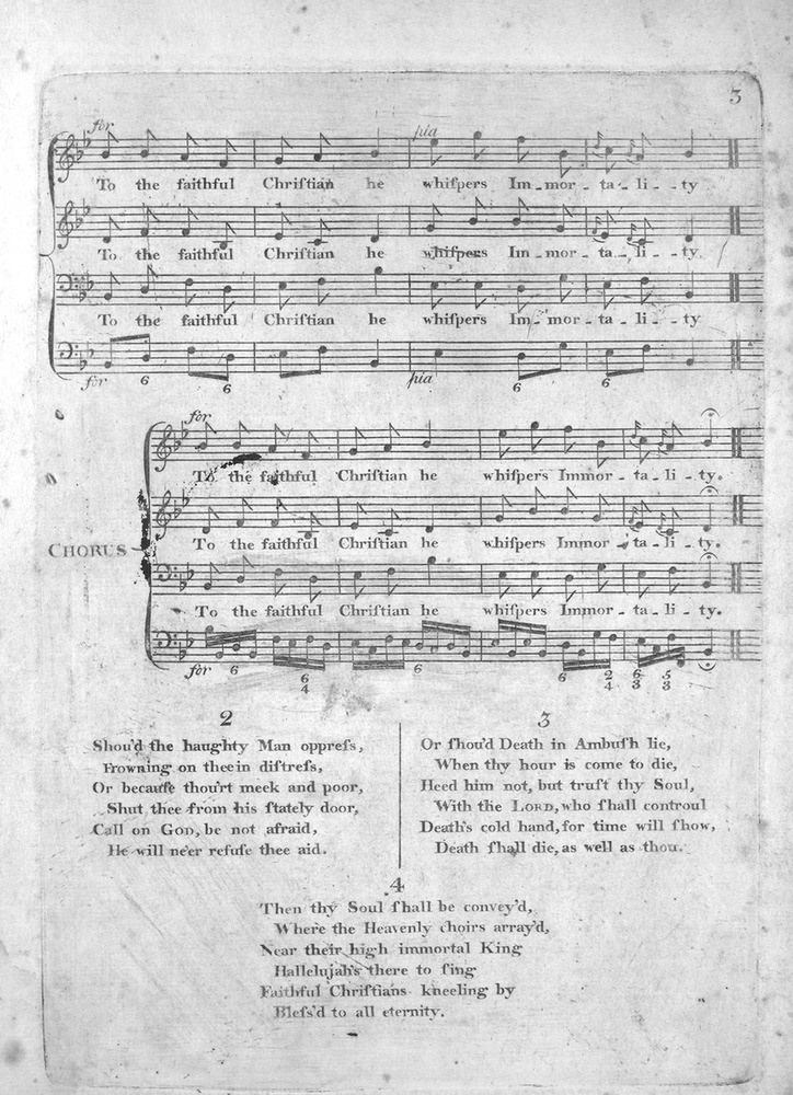 114046 The Christians Consolation A Hymn With Figured Bass