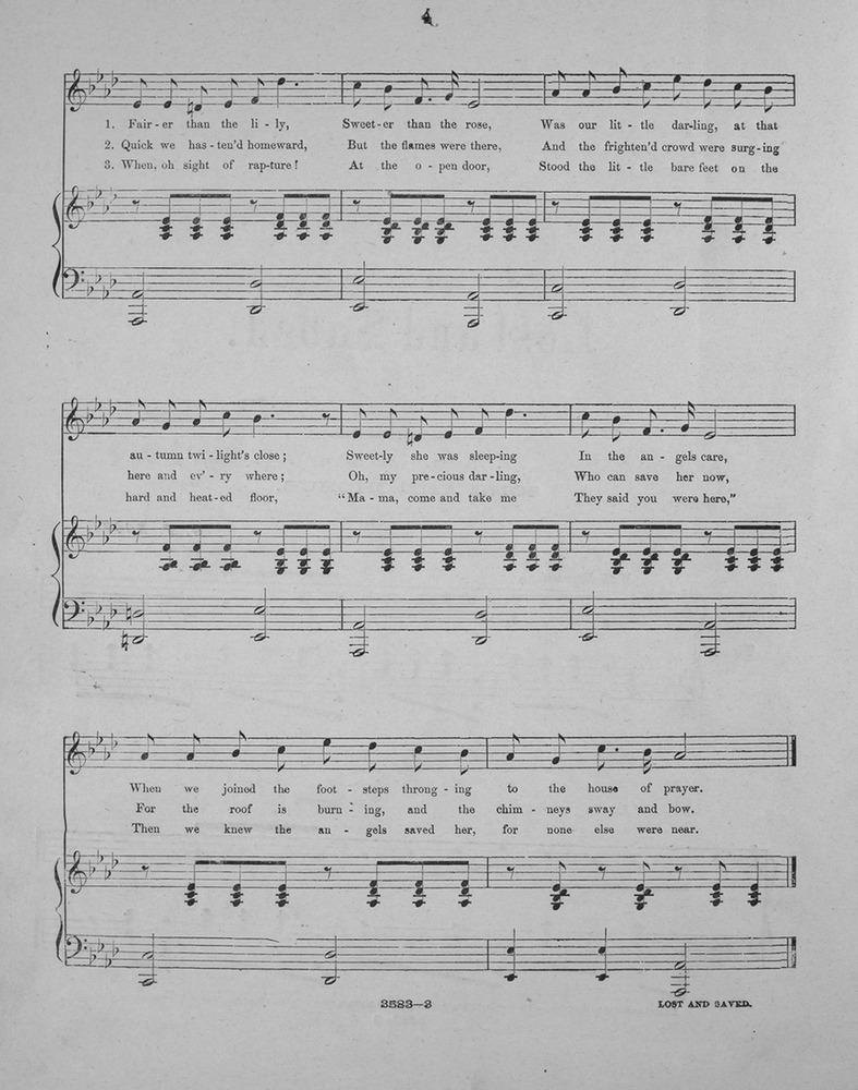 chorus of the saved pdf