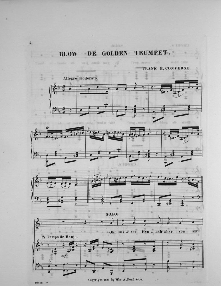 Trumpet Pdf
